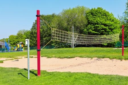 Playground in Springtime photo