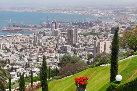 haifa: View of Haifa