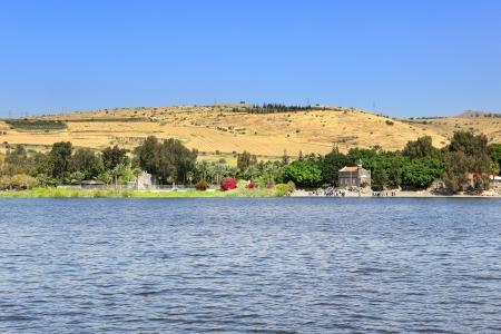 Galilee Lake of Gennesaret photo