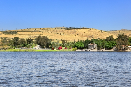 places of worship: Galilee Lake of Gennesaret