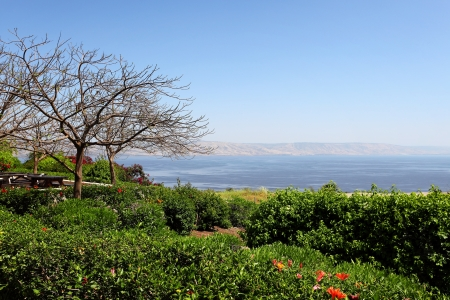 Sea of Galilee photo
