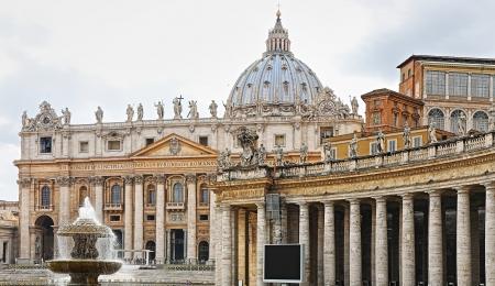 vatican city: St  Peter