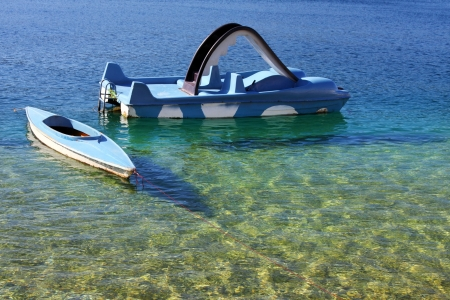Beautiful colours of adriatic Stock Photo - 17297467