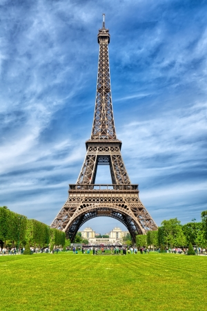 Bienvenue à Paris France