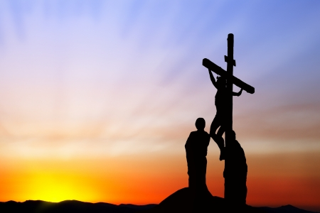 good heavens: Crucifixion of Jesus