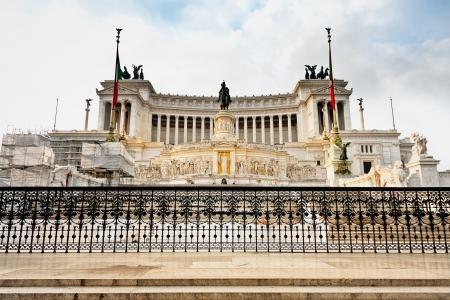 vittorio emanuele: National Monument of Victor Emmanuel in Rome