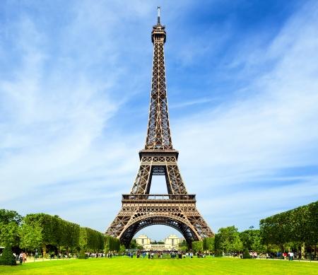 Eiffel Tower - Paris Banque d'images