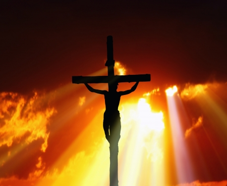 Jesus Christ on the Cross photo