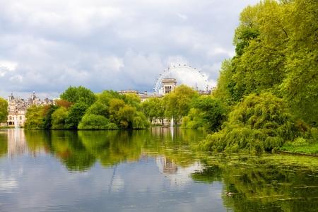 james: St. James Park in London
