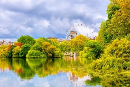 Park in London Stock Photo - 21262504