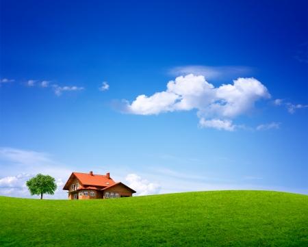 Land natuur landschap