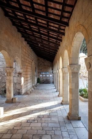 baptist: The Church of the Visitation in Ein Karem