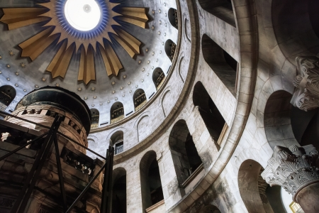 sepulcher: The Church of the Holy Sepulchre