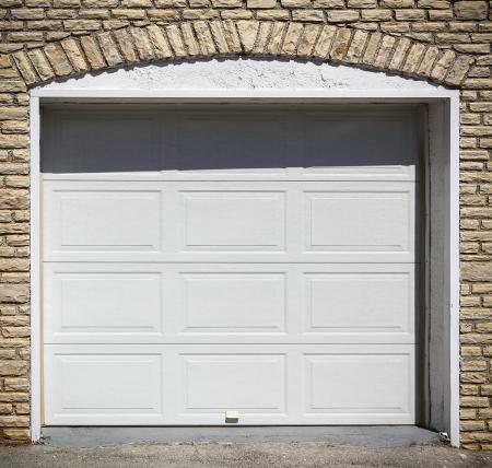 garage door: Garage door