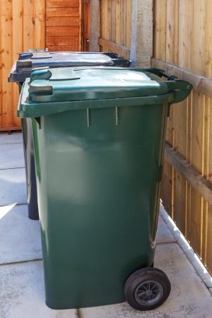color separation: Recycle bin