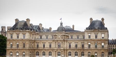 palais: French Senate