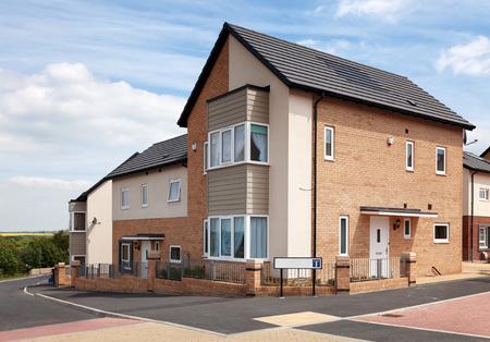 property development: English Residential Estate