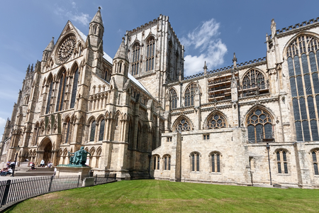 infamous: The Cathedral and Metropolitan Church of St Peter in York
