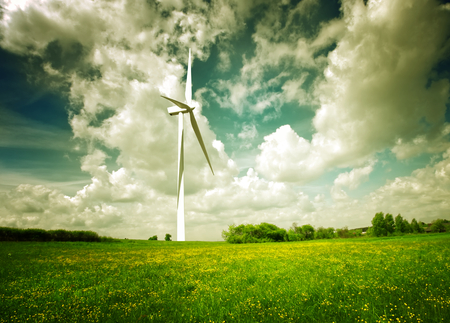 Saubere grüne Energie