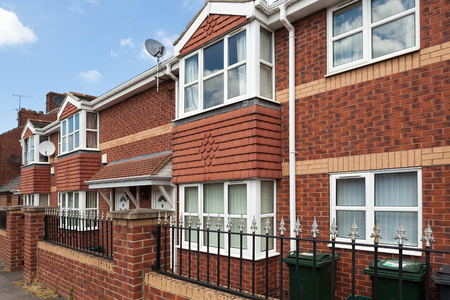 residential homes: Typical english street