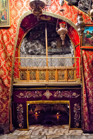 bethlehem: Nativity church in Bethlehem