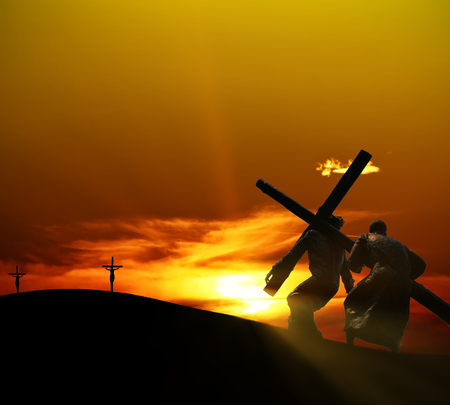 holy week: Easter Stock Photo