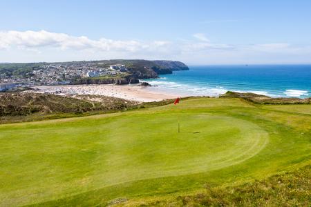 course: Golf field