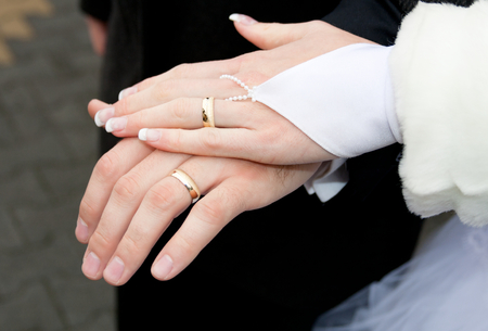 anillos de matrimonio: La desyerba anillos