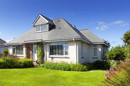 Traditionele Engelse vrijstaande woning met tuin