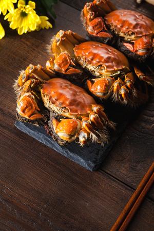 Herfst krabben Stockfoto - 92117076