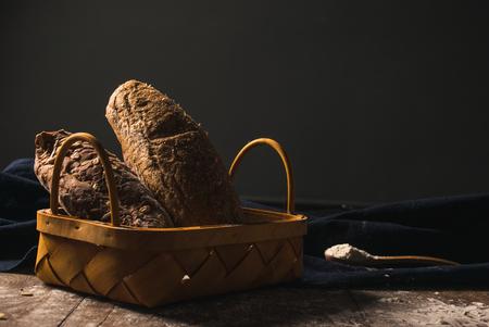 Western-style bread