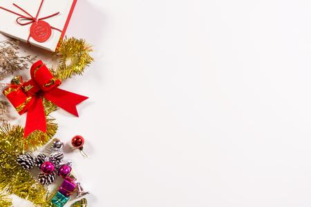 Christmas element background