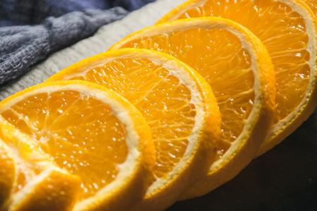 Fresh fruit -oranges