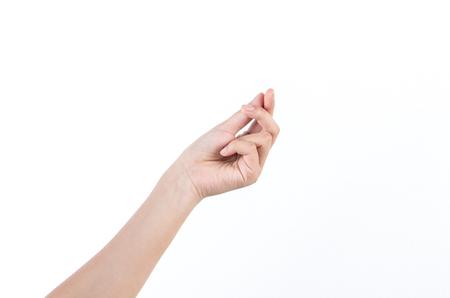 Hand gestures Imagens