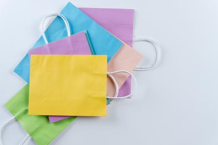 Color shopping bag