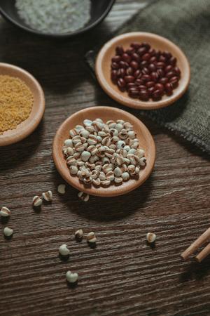 Health barley grains