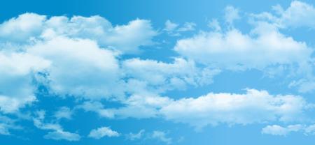 a bank of clouds Reklamní fotografie