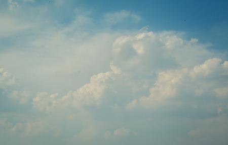 Cloud material close up view Reklamní fotografie