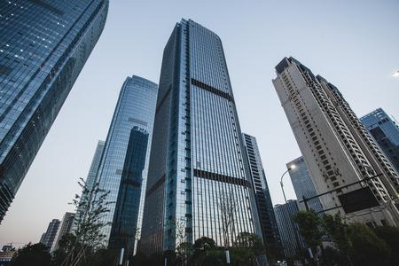 Modern urban architecture Reklamní fotografie