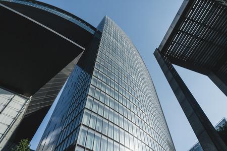 Urban high-rise building
