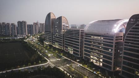 G20 summit venue landscape view