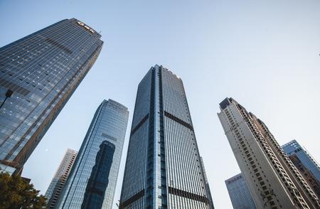 Modern urban architecture Redakční