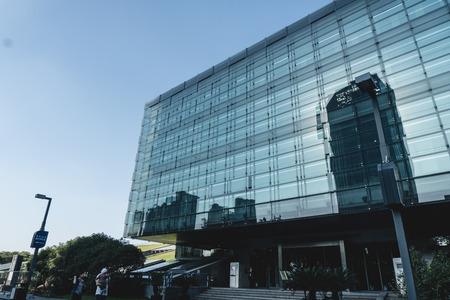 Hangzhou Civic Center Redakční