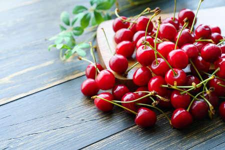 Japanese cherries, Fresh sweet cherries