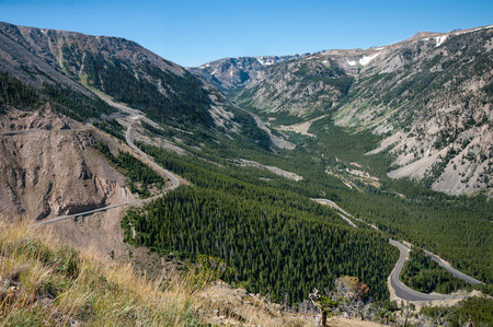 Destination Highway:  The Beartooth Highway between Montana and Wyoming is designated both a National Scenic Byway and an All American Road, recommending it as a worthy destination in its own right.