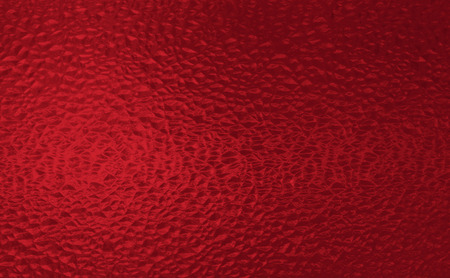 ruby: Red, ruby stained glass window texture Stock Photo