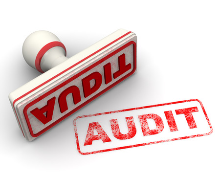 Audit. Seal and imprint