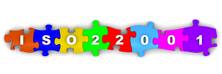 compiled: ISO 22001 abbreviation on puzzles