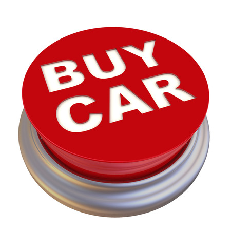 Buy car. Red button labeled