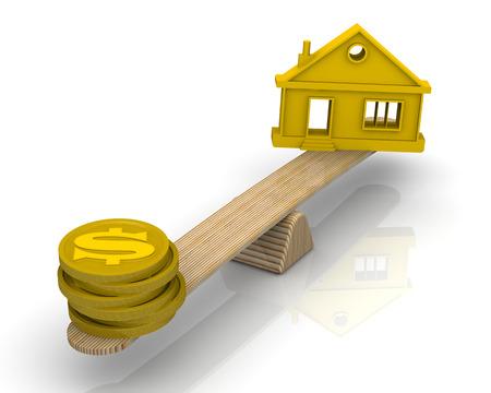 Real Estate Appraisal Banque d'images